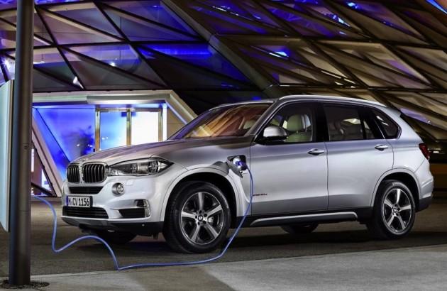 BMW X5 xDrive40e-charge