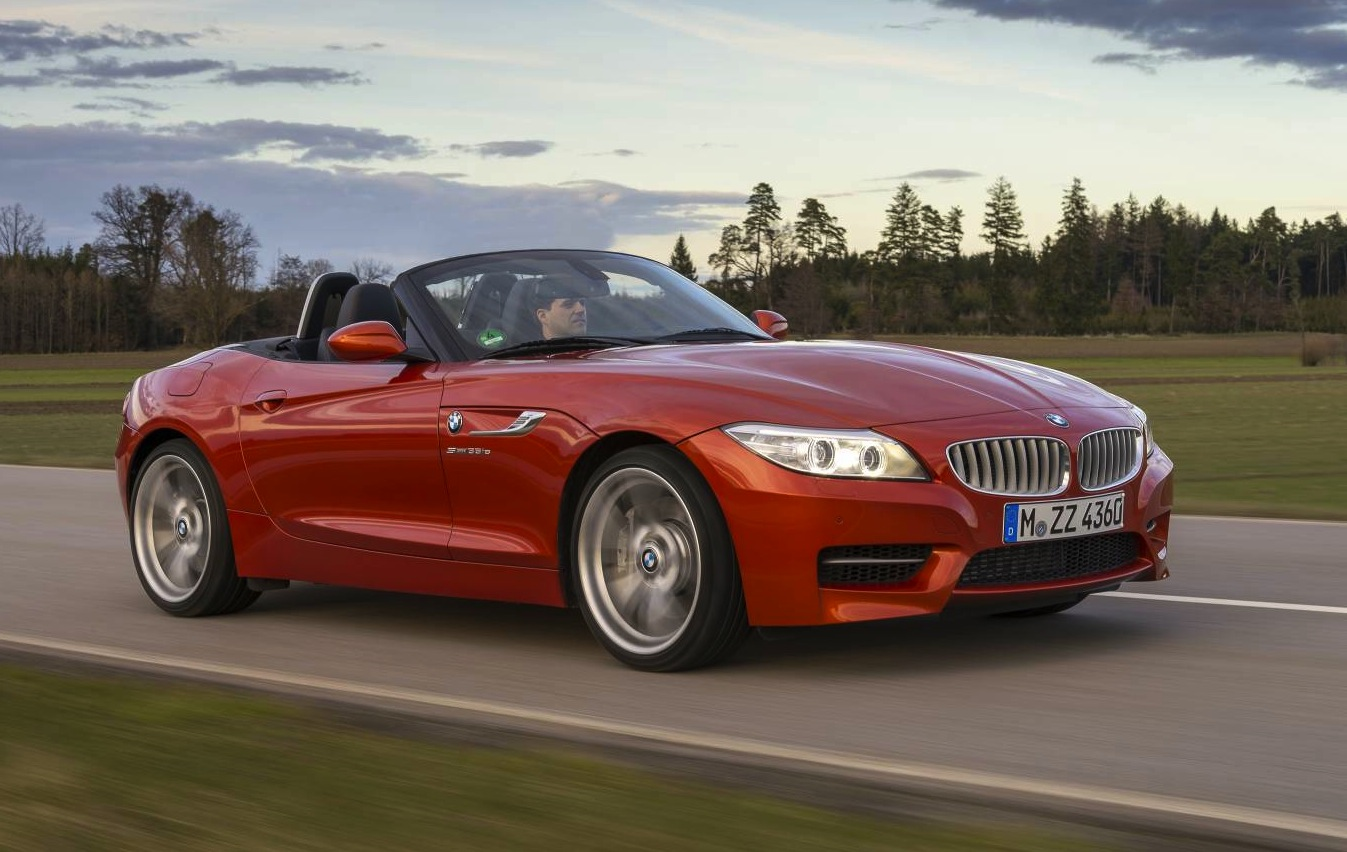 Bmw Wants Z4 Replacement By 2020 Toyota Cooperation
