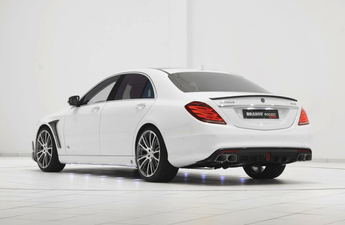 brabus rocket 900 takes mercedes s 65 amg to extreme performancedrive. Black Bedroom Furniture Sets. Home Design Ideas