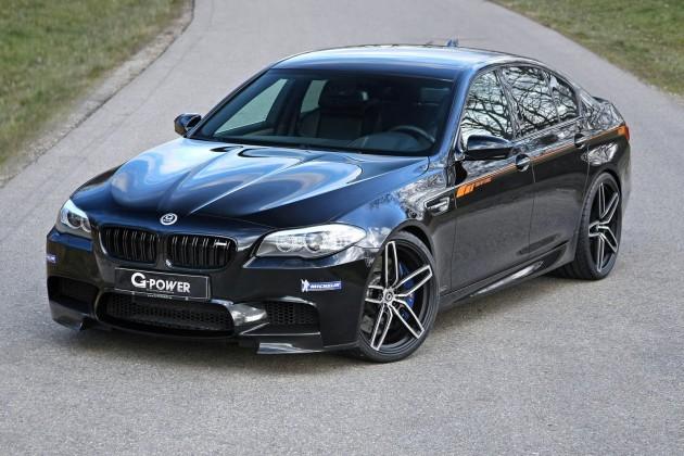 G Power BMW M5 F10 tuning