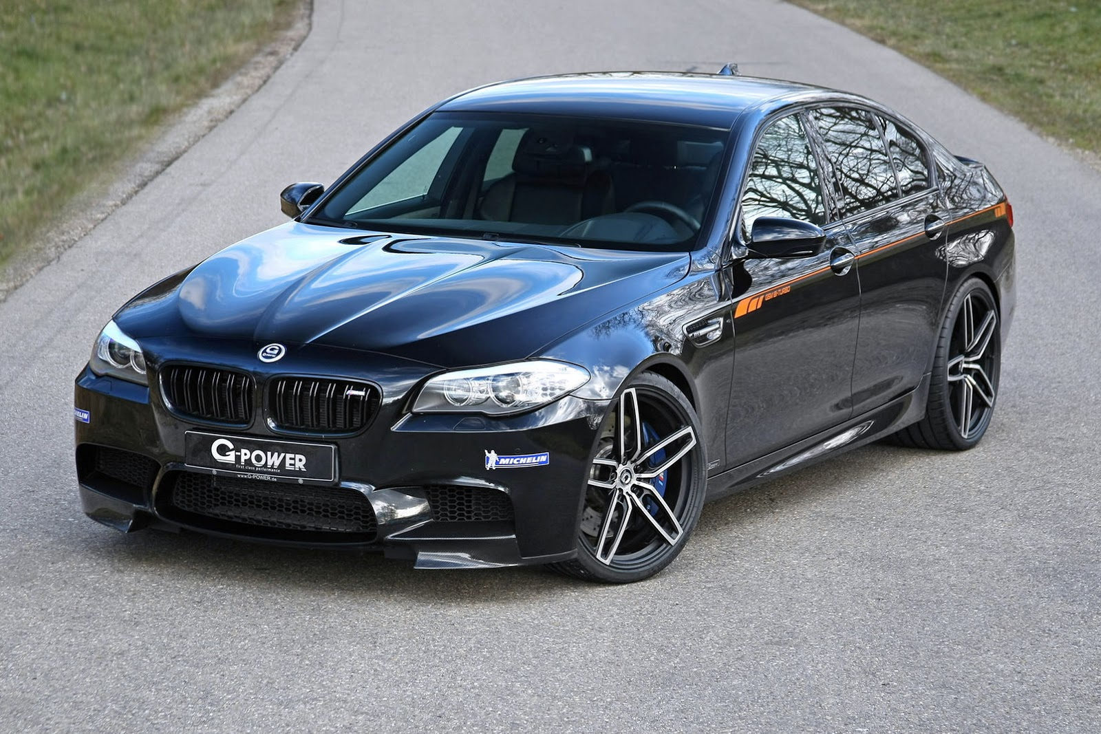 g power kit boosts bmw m5 f10 to 975nm performancedrive. Black Bedroom Furniture Sets. Home Design Ideas