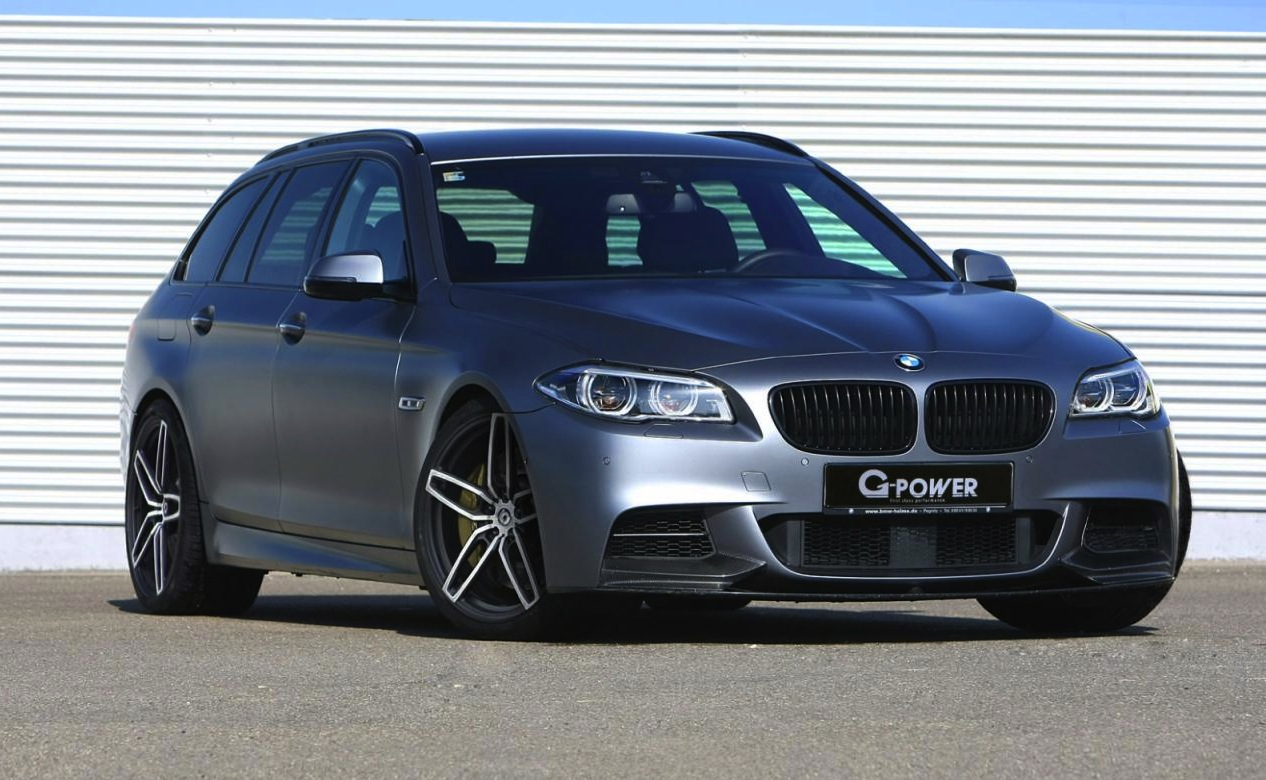 g power tunes bmw m550d touring fastest diesel wagon in. Black Bedroom Furniture Sets. Home Design Ideas