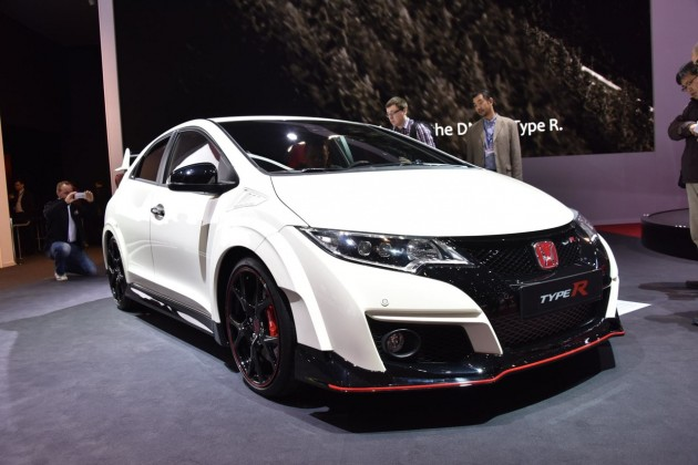 Honda Civic Type R-2015 Geneva