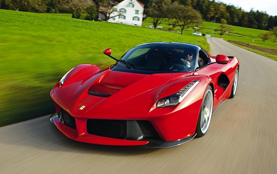 Laferrari Confirmed For 2015 Australian Motoring Festival