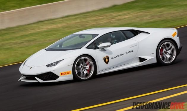 Lamborghini Huracan-Brett Davis copy