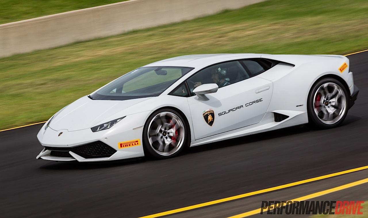 Lamborghini Huracan Brett Davis