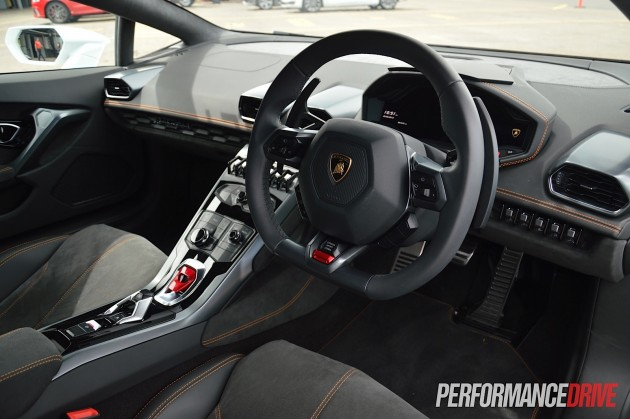 lamborghini huracan lp610 4 review track test video. Black Bedroom Furniture Sets. Home Design Ideas