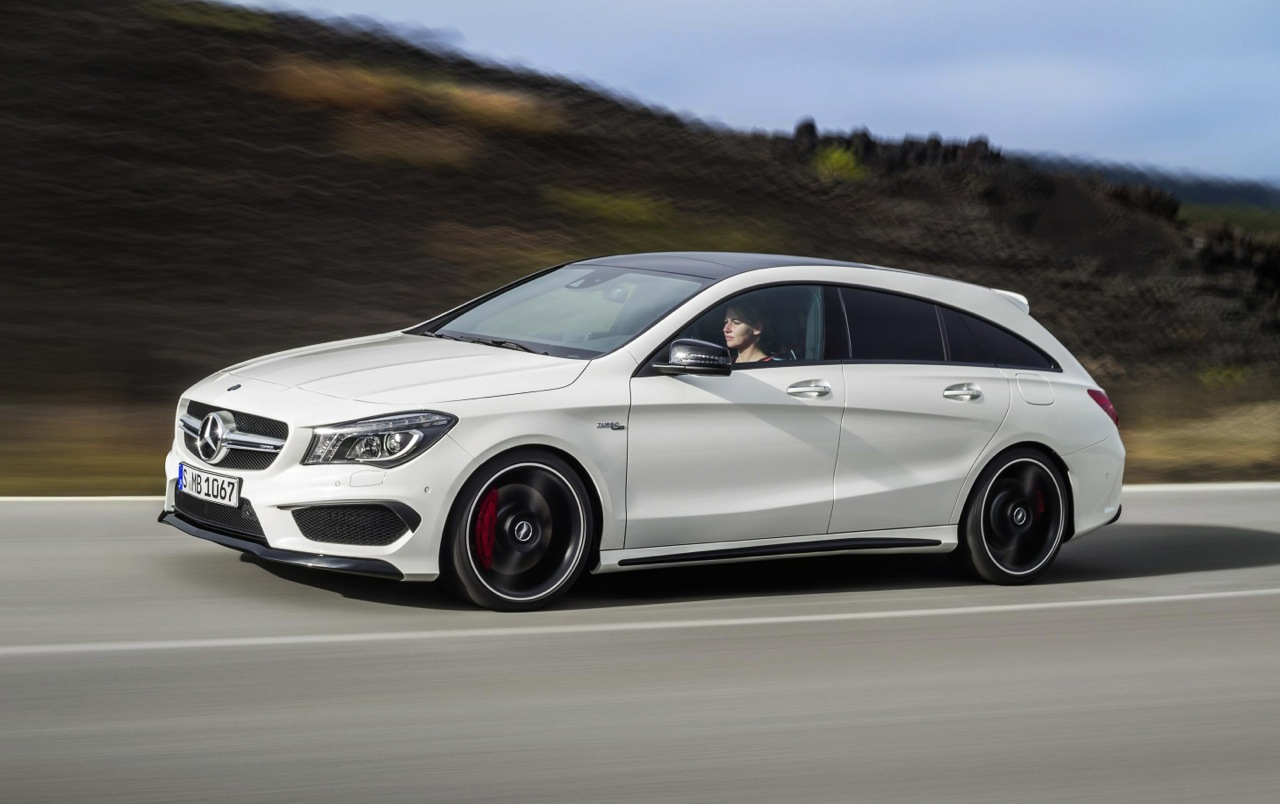 mercedes benz cla shooting brake on sale in australia from. Black Bedroom Furniture Sets. Home Design Ideas