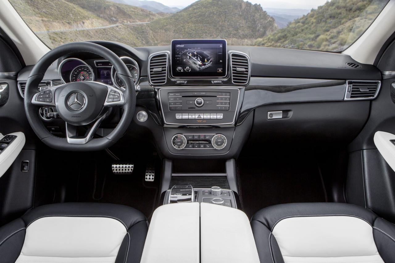 Mercedes Benz Gle Revealed As Ml Class Replacement Performancedrive