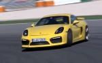 Video: Walter Rohrl test drives the Porsche Cayman GT4