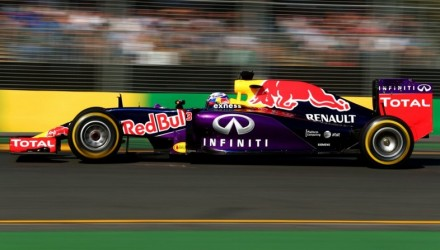 Reb Bull 2015 Australian Grand Prix