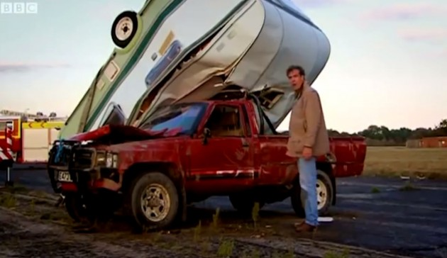 Toyota-Jeremy Clarkson