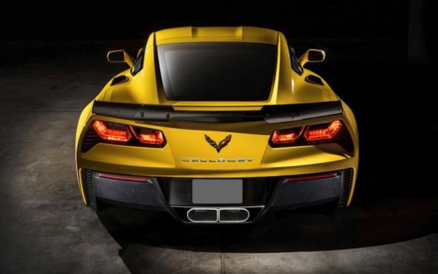 2015 Callaway Corvette-rear