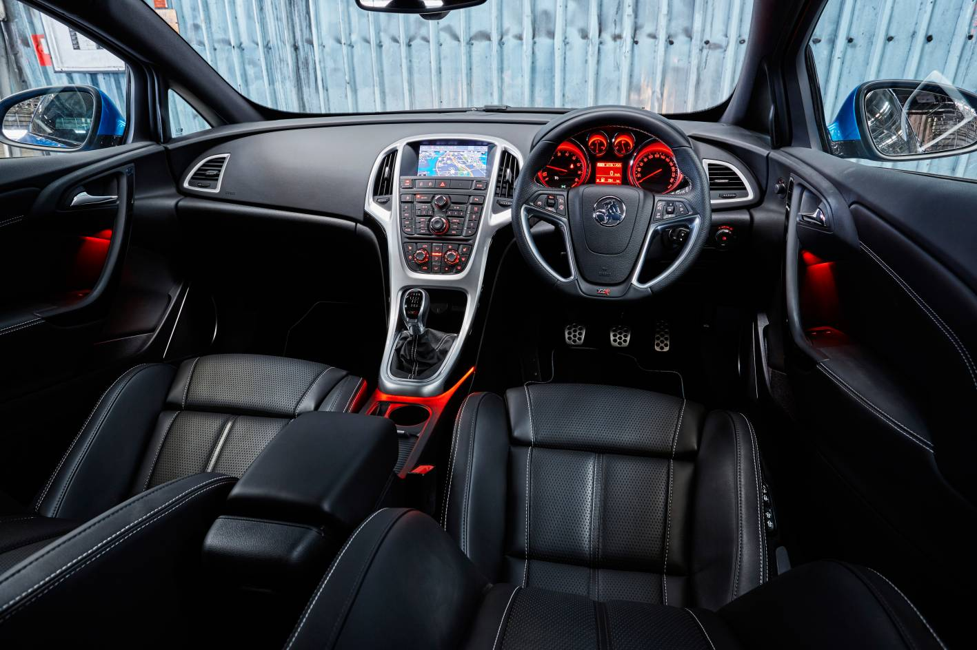 2015 Holden Astra Service Manual
