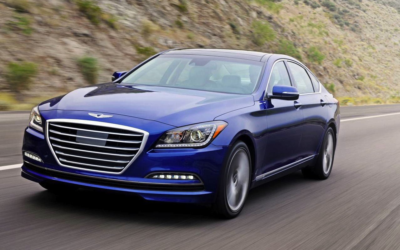 hyundai genesis getting twin turbo v6 to replace us spec v8. Black Bedroom Furniture Sets. Home Design Ideas