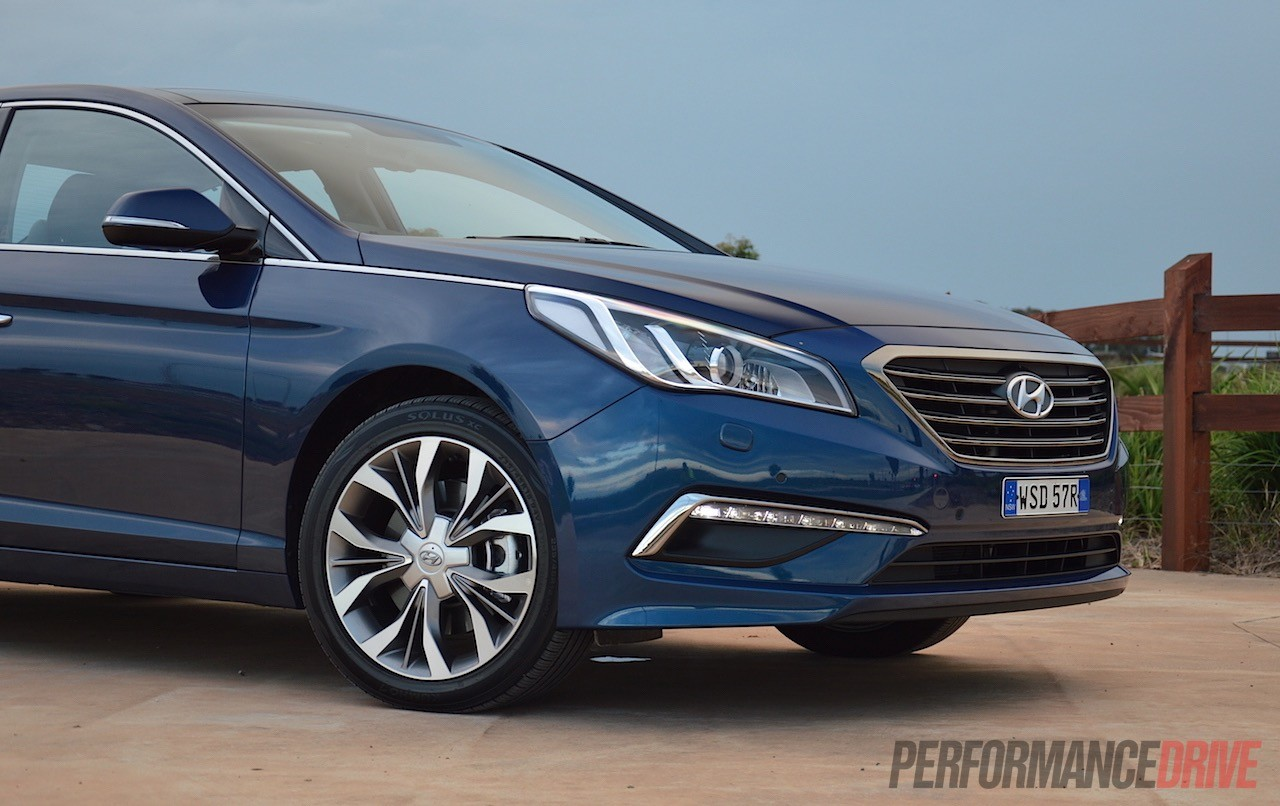 tan hyundai korea its world image launched sonata makes debut paul in