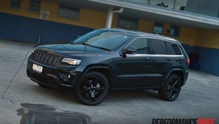 2015 Jeep Grand Cherokee Blackhawk