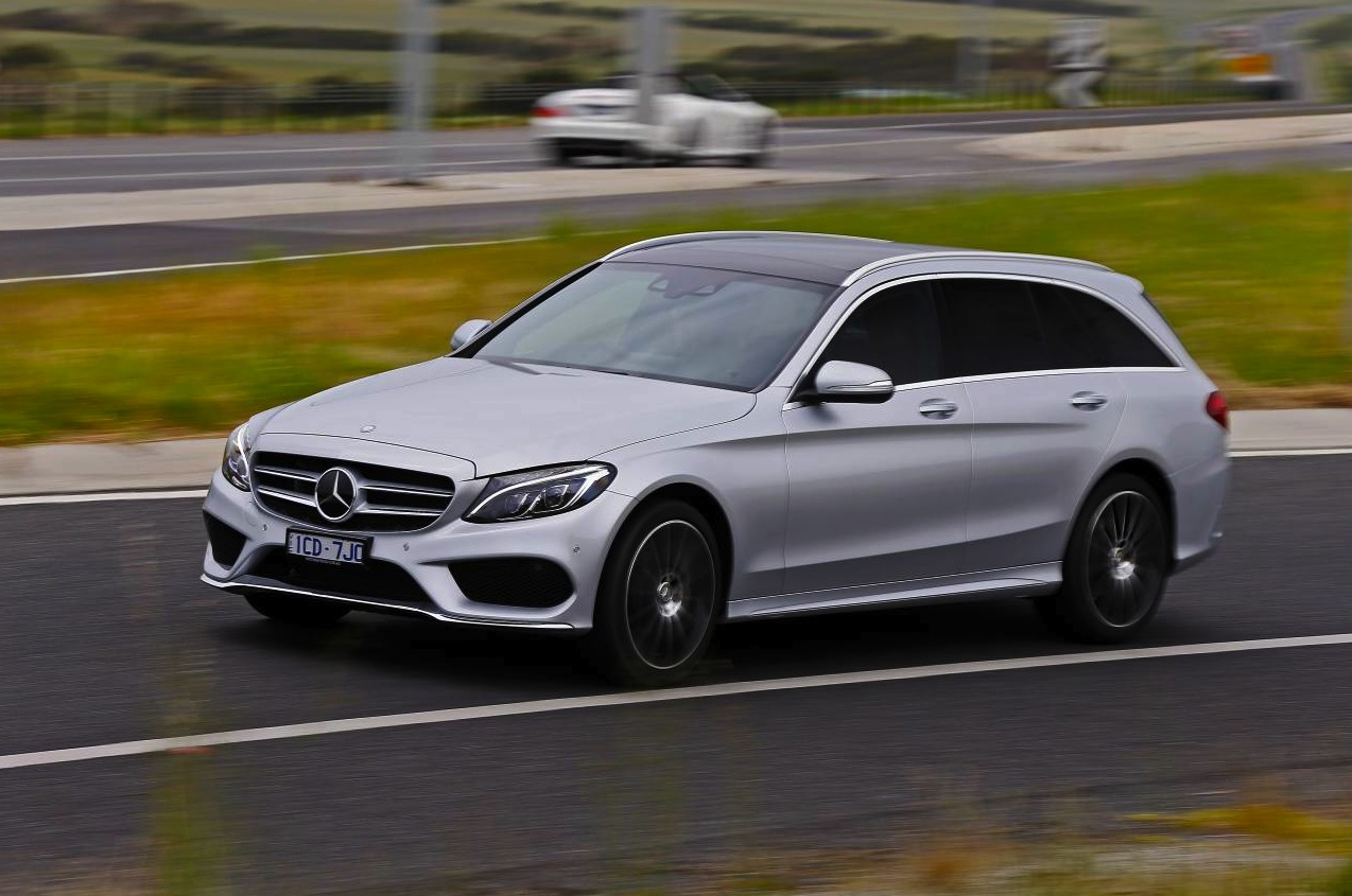 2015 Mercedes Benz C Class Updates Announced