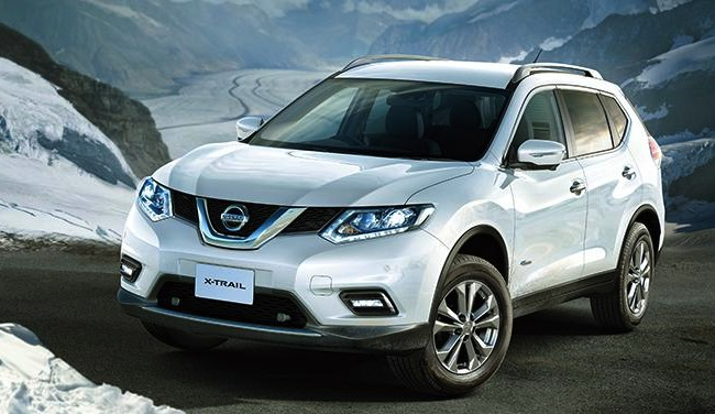 2015 nissan x trail hybrid announced for japanese market performancedrive. Black Bedroom Furniture Sets. Home Design Ideas