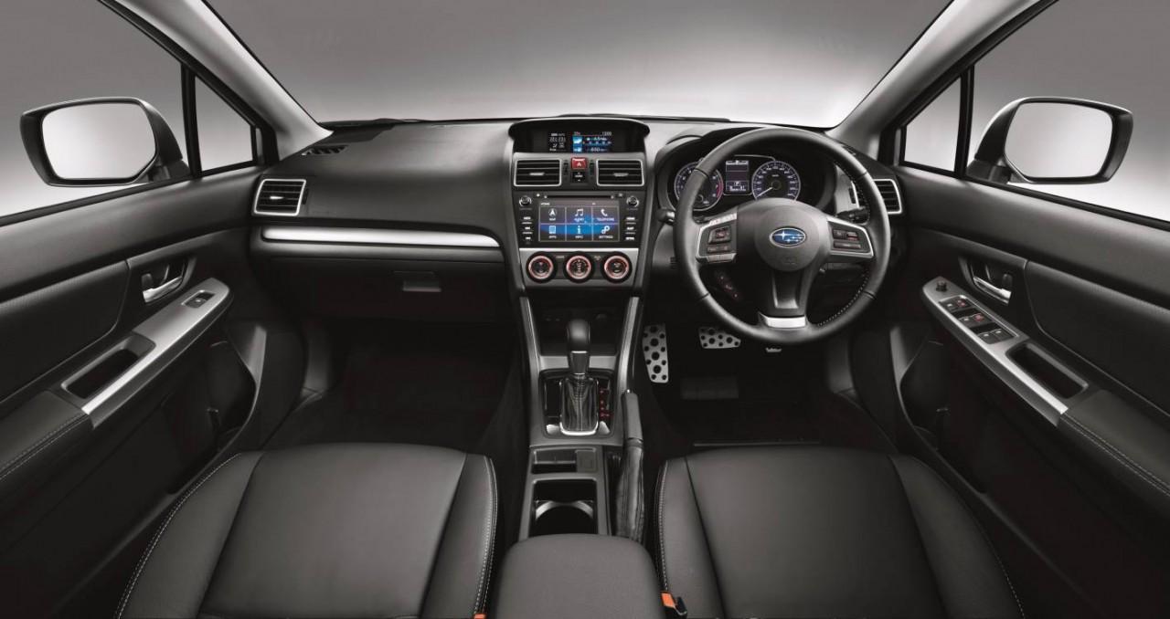Updated 2015 Subaru Impreza On Sale In Australia From 21 400 Performancedrive