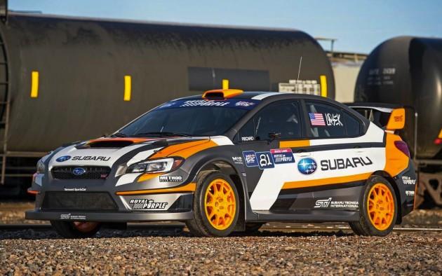 2015 Subaru WRX STI VT15x