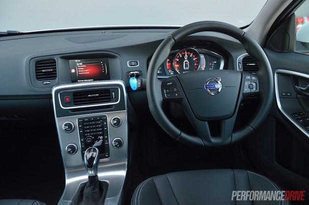 2015 Volvo S60 T4 Sprint Edition-dash