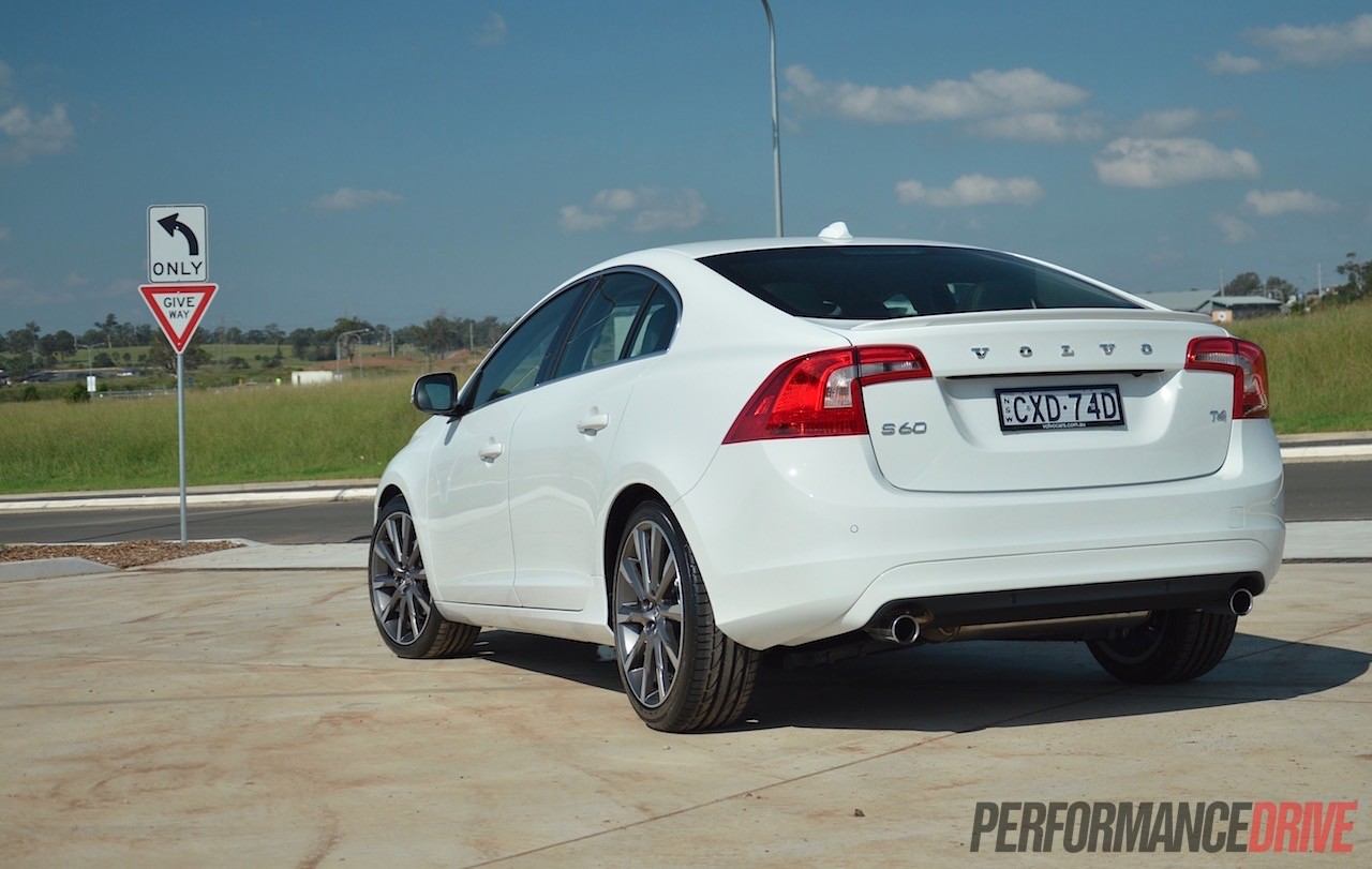 2015 Volvo S60 T4 Sprint Edition Review Video