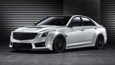 2016 Cadillac CTS-V Hennessey HPE1000 preview