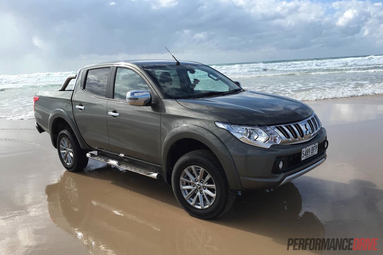 image gallery mitsubishi triton 2016. Black Bedroom Furniture Sets. Home Design Ideas