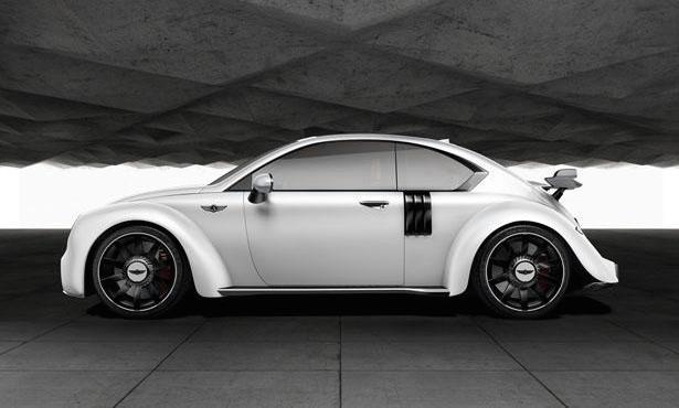 Alpera Motors envisages cool retro Volkswagen Beetle upgrade | PerformanceDrive