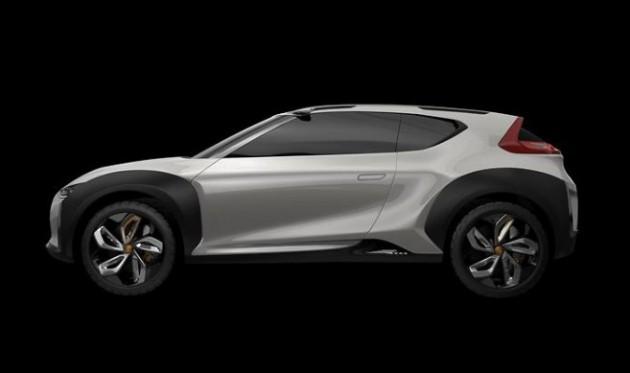 Hyundai Enduro concept-side