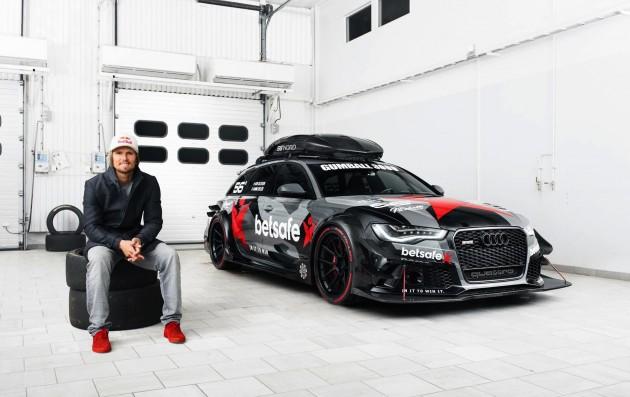 Jon Olsson Audi RS 6