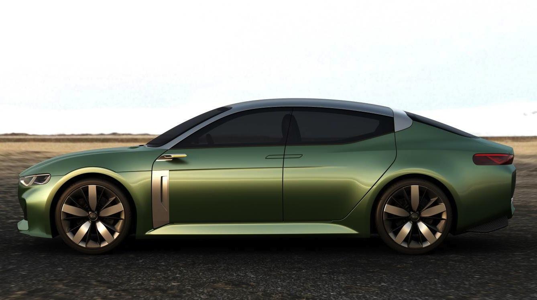Kia Novo Concept Previews Future Compact Car Design
