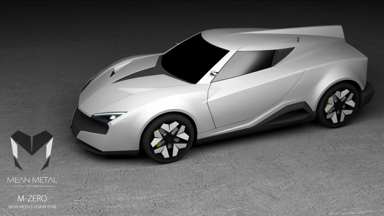 mean metal motors m zero set to be india 39 s first supercar performancedrive. Black Bedroom Furniture Sets. Home Design Ideas