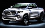 New Mercedes-Benz pickup could be offered in the USA