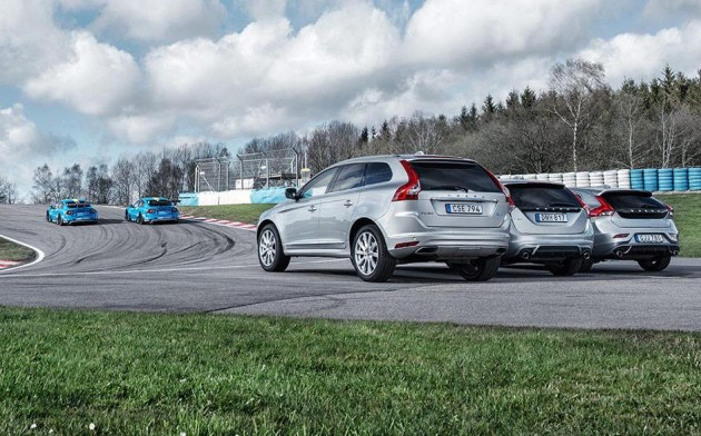 Polestar performance Volvo programs