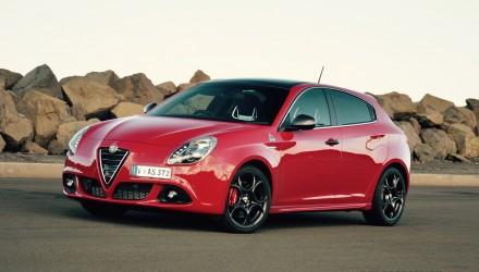 2015 Alfa Romeo Giulietta QV-red