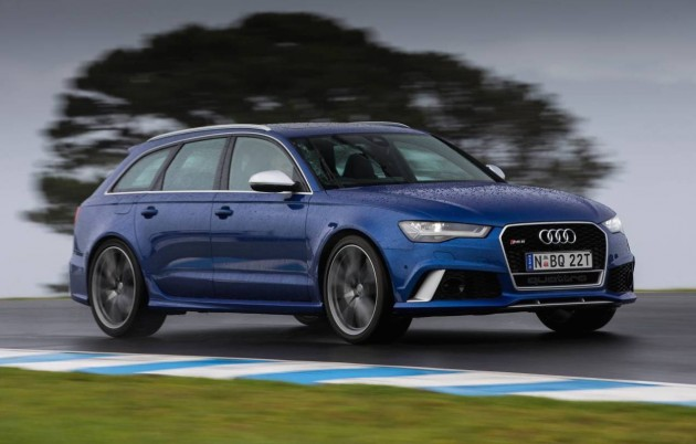2015 Audi RS 6 Avant-Australia