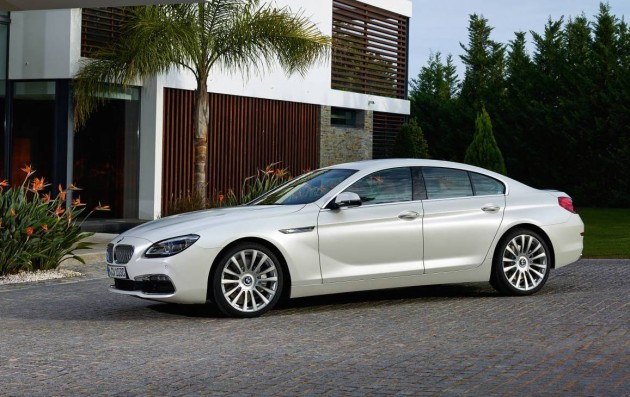 2015 BMW 6 Series Gran Coupe