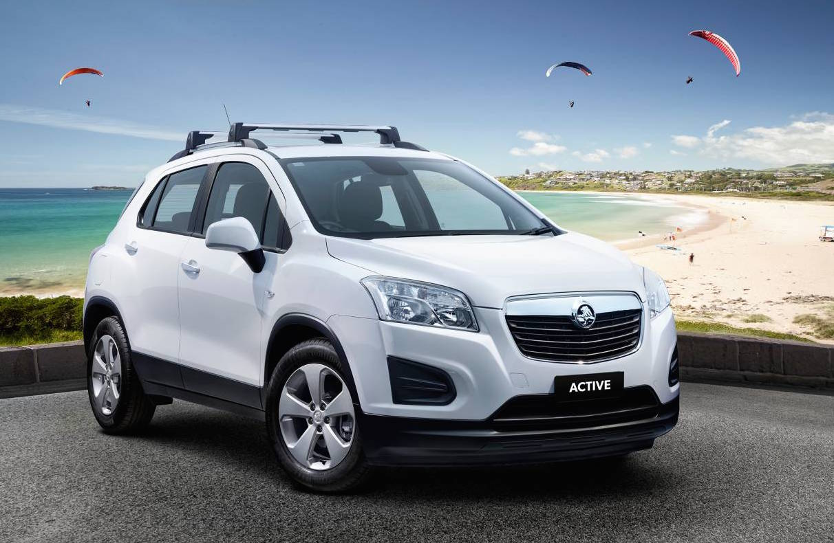 2015 Holden Trax Active Edition Now On Sale In Australia