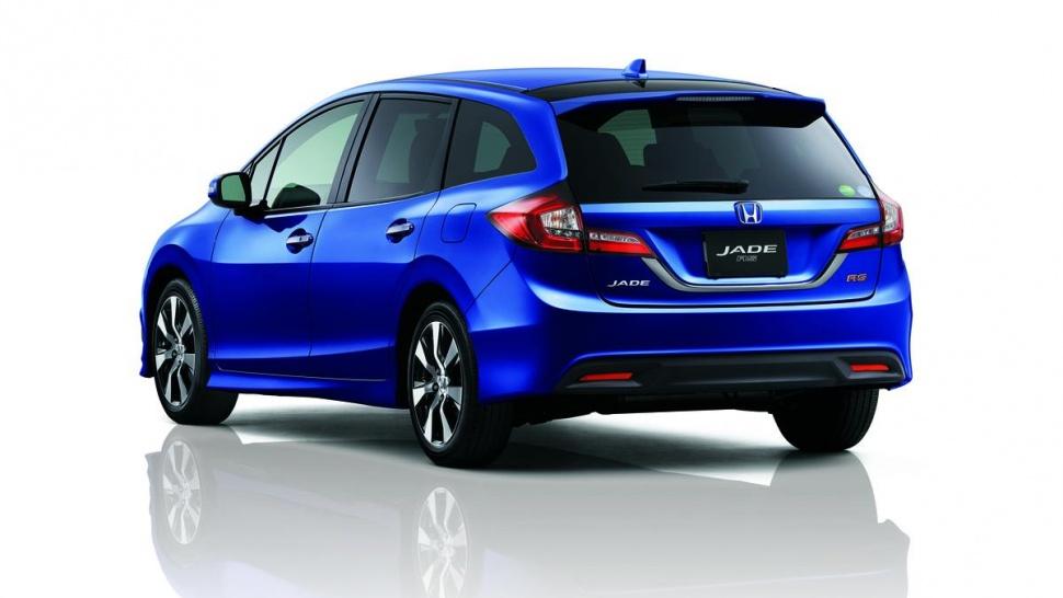 Honda Jade Rs Revealed Debuts New 1 5 Vtec Turbo
