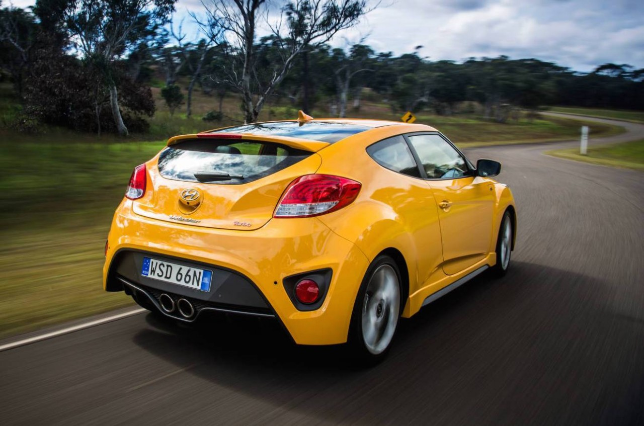 Hyundai Veloster Series Ii On Sale In Australia From