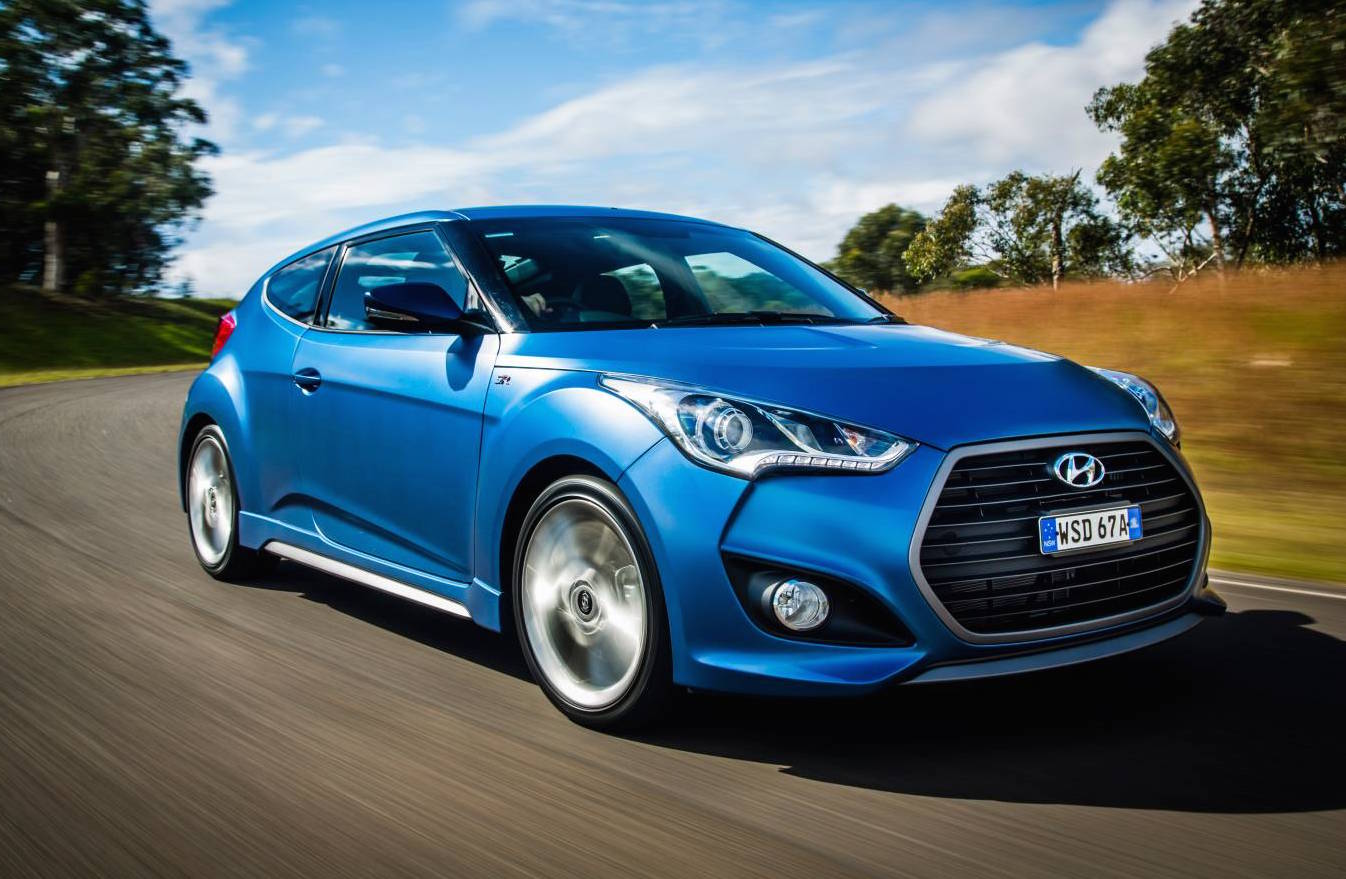 hyundai veloster series ii on sale in australia from 24 490 performancedrive. Black Bedroom Furniture Sets. Home Design Ideas