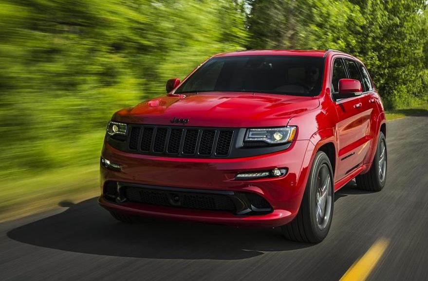 2017 jeep grand cherokee getting hellcat engine option performancedrive. Black Bedroom Furniture Sets. Home Design Ideas