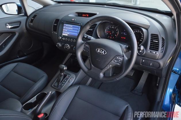 2015 Kia Cerato Si-interior