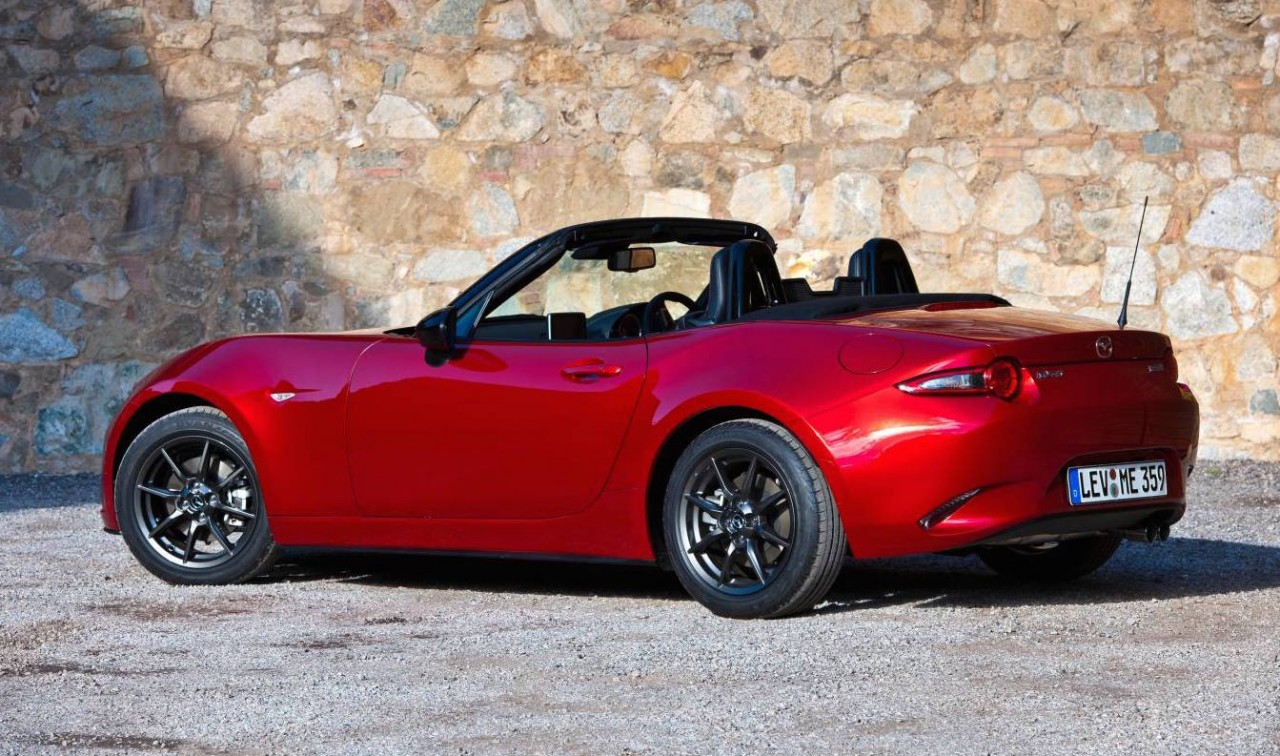 2015 mazda mx 5 on sale in australia from 31 990 performancedrive. Black Bedroom Furniture Sets. Home Design Ideas