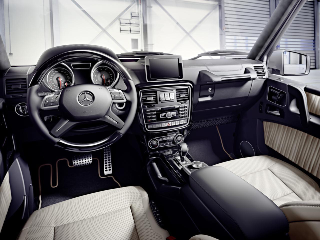 2015 mercedes benz g class facelift announced performancedrive