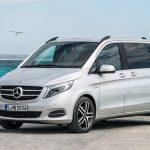2015 Mercedes-Benz V 250 BlueTec on sale in Australia