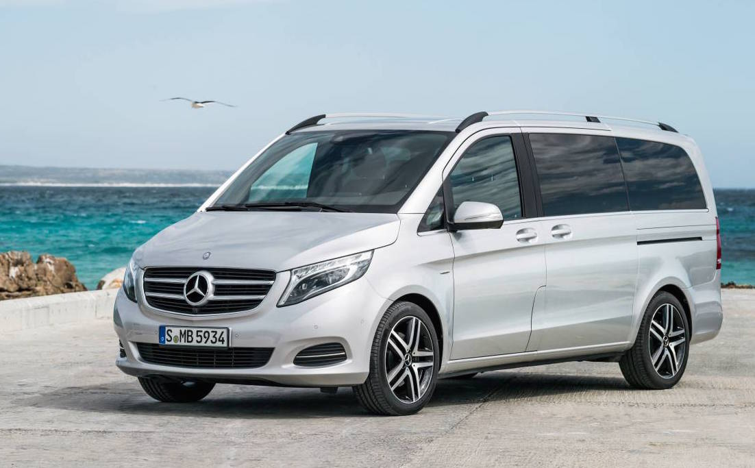 Mercedes v class 2015 for sale for Mercedes benz family discount