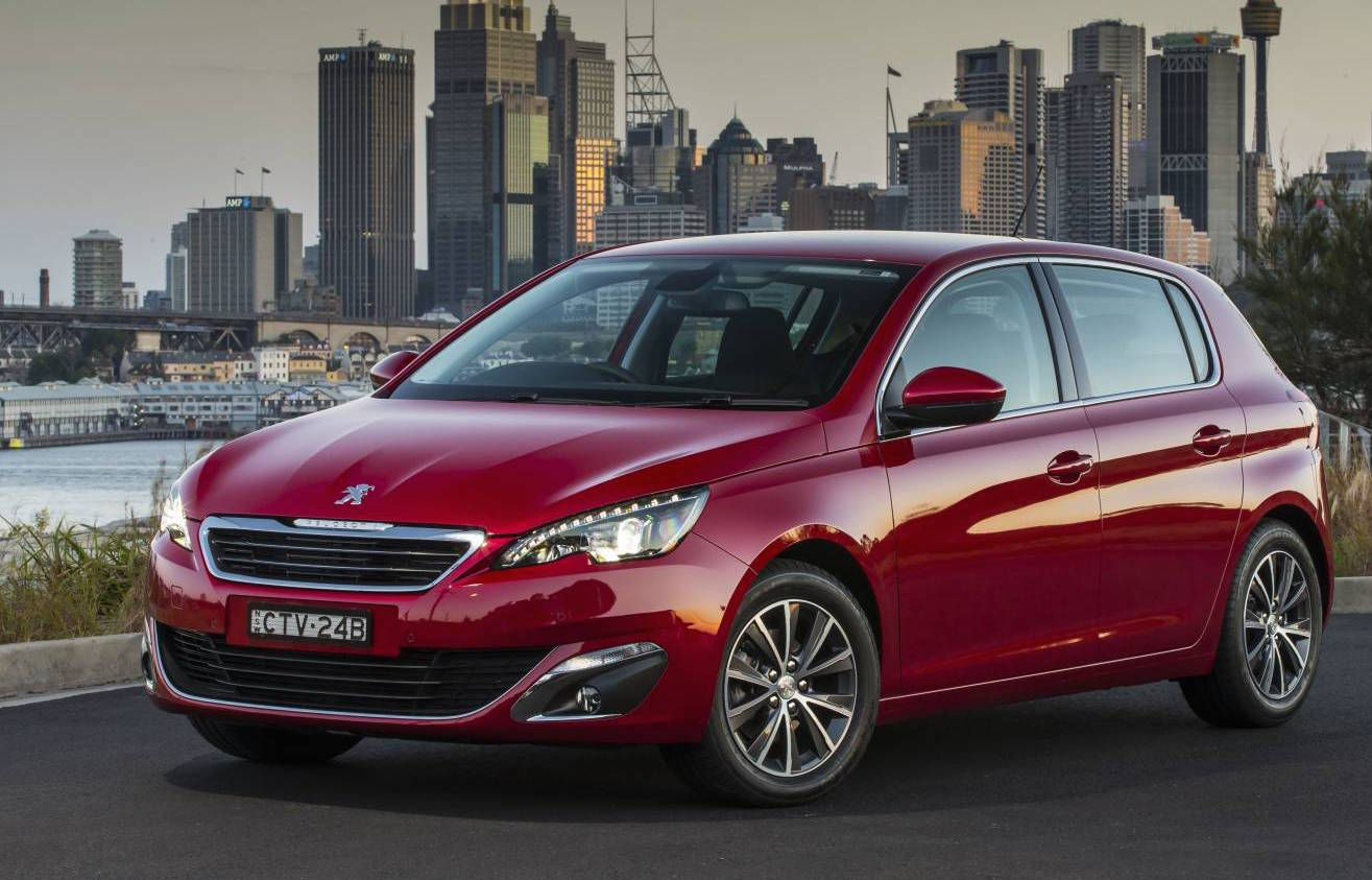 peugeot 308 now available from 21 990 drive away performancedrive. Black Bedroom Furniture Sets. Home Design Ideas